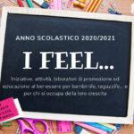 """""""I feel good: proposte didattiche per le scuole A.S. 2020-2021"""""""