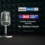 Intervista radiofonica su OnAir di RadioNews24